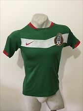 Maglia calcio nike mexico 2005 jersey football shirt trikot vintage young