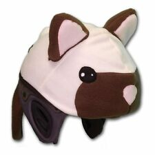 Mental Kitty Cat Ski Snowboard Snow Crazy Cool Animal Helmet Cover NEW +