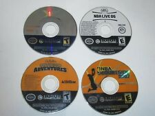 Nintendo GameCube Lot of 4 Games Disc Only - a