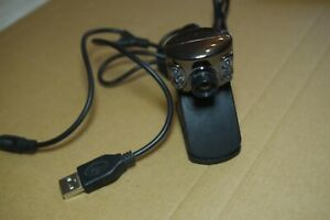 Hp Webcam Built in Mic  Tested, working