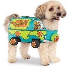 Mystery Machine Dog Costume - SMALL - Scooby-Doo - One Piece Foam - Rubie's -NWT