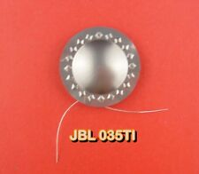 JBL (2 Units) Horn Diaphragm 035Ti for 4312A 4410 4408 4412 L100T L80T L60G L86T