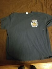 Chicago Fire Department CFD T Shirt HARLEY DAVIDSON XL