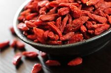 GOJI BERRIES WOLFBERRY BERRY GRADE AAA++ 8 OZ FROM QINGHAI