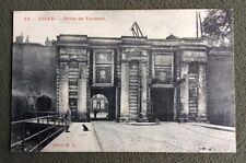 CPA. LILLE. 59 - Porte de Tournai.