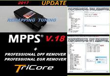 KIT MPPS V18.12.3.8 + TRICORE +SOFTWARE+PROFESSIONAL DPF+EGR REMOVER 3.0 Lambda