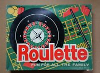 Roulette Game Fun For All The Family - Made in Hong Kong