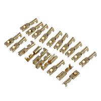 20pzs Terminales de alambre cable espada hembra para conectores de 2,8 mm U6J1