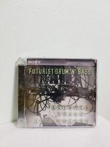 Sony Sound Series_Loops & Samples_ Futurist Drum 'n' Bass_Brand New