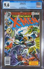 X-Men #119 - CGC 9.6 - Moses Magnum, Sunfire, Misty Knight & Colleen Wing App: