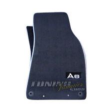 Pour la Audi A6 4F + avant 2x Original Premium Velours Tapis de Sol Nattes Kit