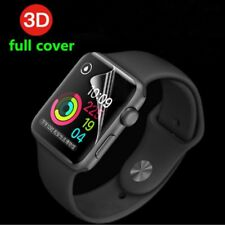 3D Curved Full Coverage TPU Protective Film For iWatch Apple Watch Series 3/2/1