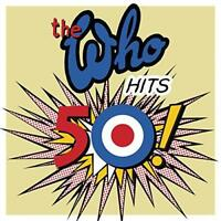The Who - The Who Hits 50 (NEW 2 VINYL LP)