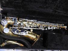 Vintage Noblet Alto Saxophone