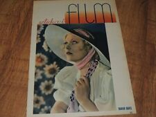 Sztuka i Film 18/1935 polish magazine Marion Davies, Pola Negri, Ginger Rogers