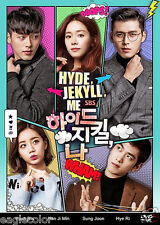Hyde, Jekyll and I Korean Drama (4DVDs) Excellent English & Quality!