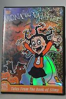 Mona the Vampire - Tales From the Book of Slimy (DVD, 2006)