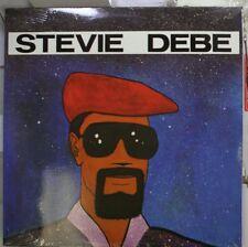 "Rap Sealed 12"" Lp Steve Debe I'M A / Rock That Box On Atom Smasher"