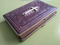 Collectable Rare 1879 religious church book