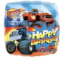 "Blaze And The Monster Machines 18"" Anagram Balloon Birthday Party Decorations"