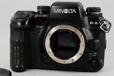 2167#GC Minolta α-9 / Maxxum 9 / Dynax 9 SSM OK Type Film Camera Near Mint