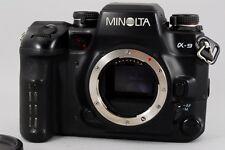 2167#GC Minolta α-9/Maxxum 9/Dynax 9 SSM OK Typ Filmkamera NEAR MINT