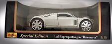 Maisto Silver Audi Rosemeyer Supersportswagon  - 1:18 -  31625