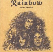 RAINBOW CD LONG LIVE ROCK N ROLL RONNIE JAMES DIO RITCHIE BLACKMORE COZY POWELL