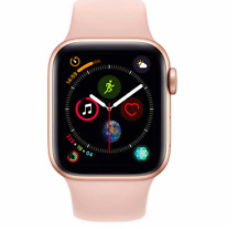 💯 ORIGINAL  Apple Watch SERIES 4 GPS Pink Sand Sport Band 44mm Gold NEW IN BOX