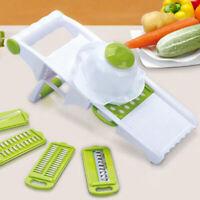 Hand Held Slicer Vegetable Cutter Multifunctional Fruit Potato Onion Cutte MW