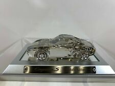 Swarovski Crystal Limited Edition Porsche Cayman S Metallic Edition MIB W/COA