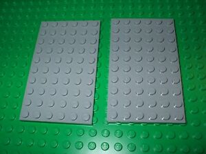 Lego 6x10 Plate Qty 2 (3033) - Pick your color