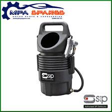 SIP 02157 Portable Sandblast Hopper Kit With Sand Blasting Shot Gun Air Hose