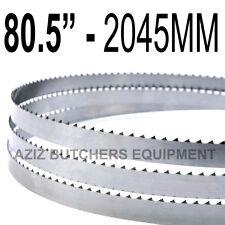 "Butchers Meat Bandsaw Blades (5 Pack). 80.5"" (2045mm) X 5/8"" X 4tpi"