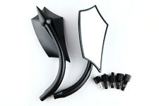 Universal 8/10mm Devil motorcycle motorbike Naked Scooter Wing side mirror