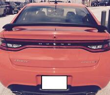 PAINTED DODGE DART SRT 2013-2016 CUSTOM SPOILER with Light  NEW ALL COLORS