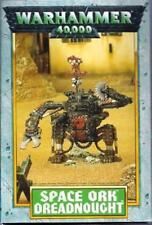 GW 40k Ork Dreadnought (1999 Edition) Box NM