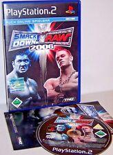Gutes PS2 Spiel ○ Smack Down vs Raw 2006 ○ für Playstation 2
