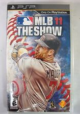 MLB 11 The Show - Sony PSP Baseball Sports Portable Game - NEW FACTORY SEALED