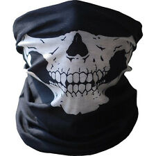 Motorcycle Skull Ghost Face  Mask Outdoor Sports Warm Ski Caps Bicycle
