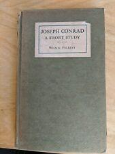 Joseph Conrad: A Short Study by Wilson Follett (1915)