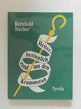 Reinhold STecher Heiter besinnlich rund um die Krummstab +