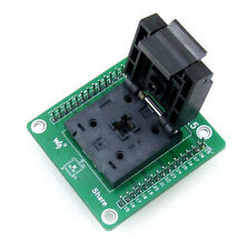 QFN28 MLF28 Pitch 0.5mm QFN-28(36)B-0.5-02 IC Socket Programming Adapter Enplas