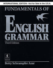 Fundamentals of English Grammar: Without Answer Key (Black), International...