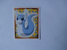 Autocollant Stickers POKEMON Collection MERLIN N°147 MINIDRACO !!!