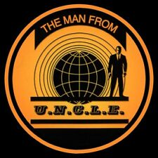 60's TV Classic The Man from U.N.C.L.E. Logo custom tee Any Size Any Color