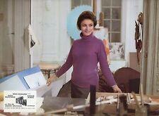 ANOUK AIMEE  UN SOIR... UN TRAIN 1968 VINTAGE PHOTO LOBBY CARD N°2