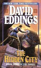 Hidden City (The Tamuli Book, No 3) by David Eddings, Good Book