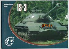 Heavy Tank IS-3 - Model Detail Photo Monograph - English!!