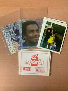 Merlin Sky Sports Sticker Collection unused album stickers 1996 choose from list